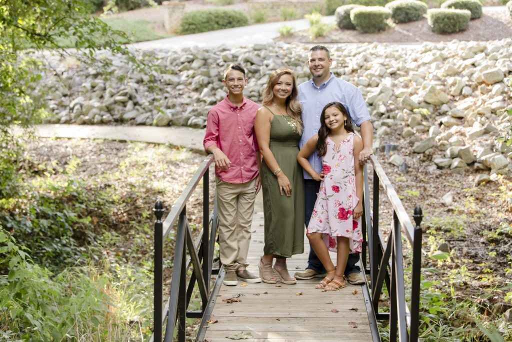 Loftis family