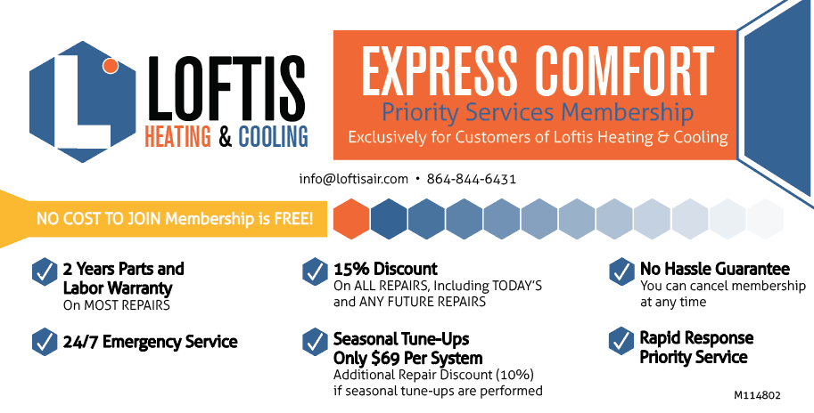 Loftis priority membership services