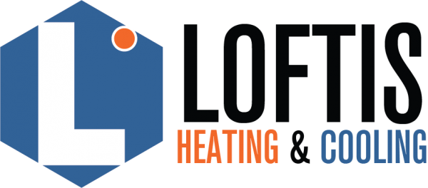 Loftis Heating & Cooling Logo